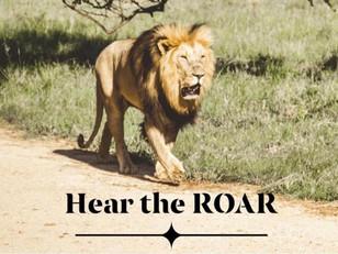We Roar!