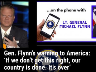 Must watch interview with Gen. Michael Flynn