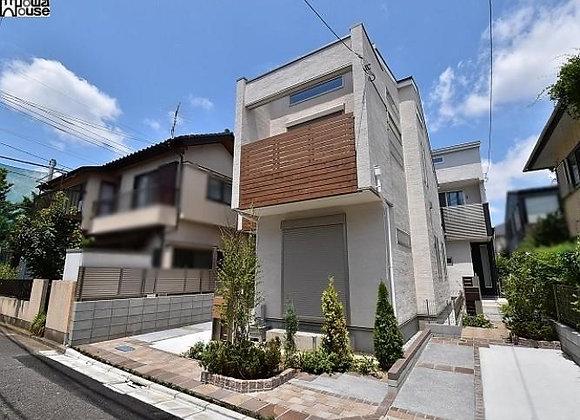 売物件:生野区田島新築一戸建