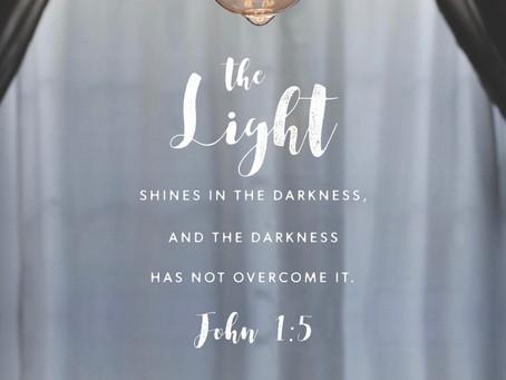 The light still shines!