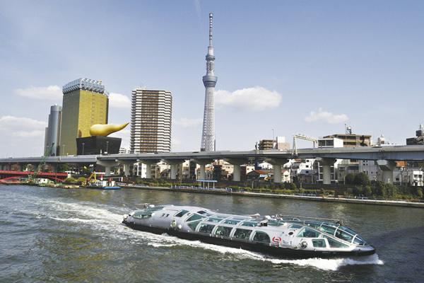 次時代の観光船