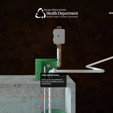 Septic System Interactive 3D Model