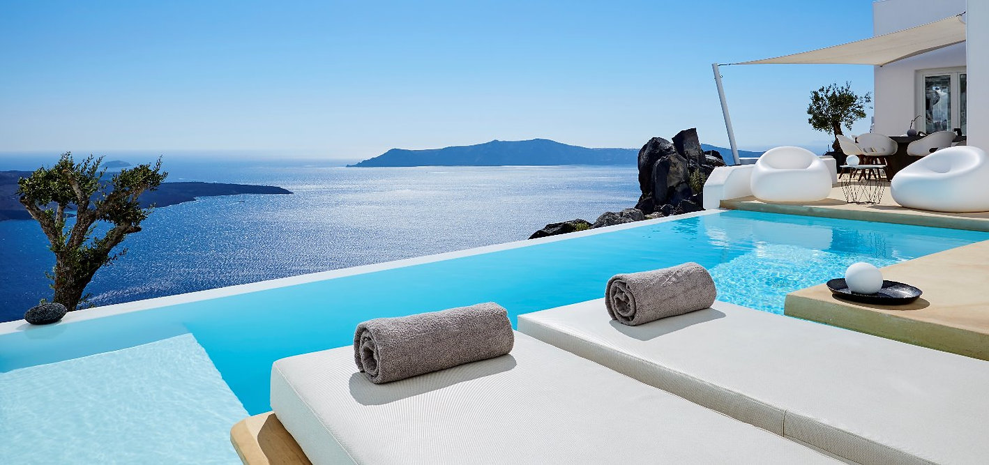 Etheras Luxury villa Santorini
