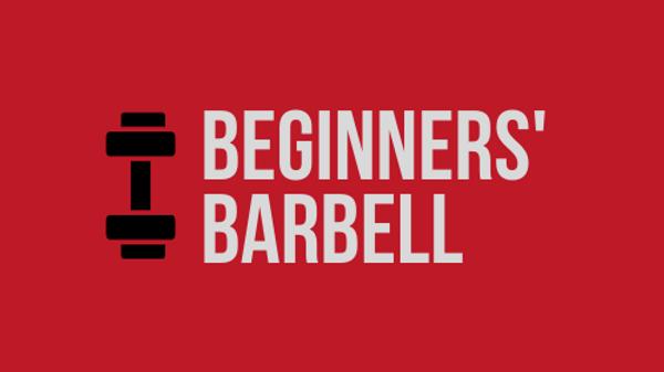 Beginners' Barbell