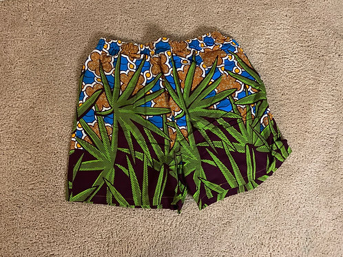 Ghanaian Men's Shorts