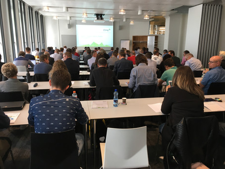 "Grosses Interesse an der Informationsveranstaltung ""eQV"""