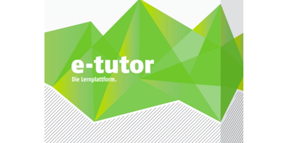 e-tutorentag 2020 (Nachmittag)