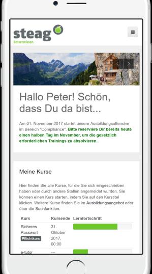 Lernplatz Mobile