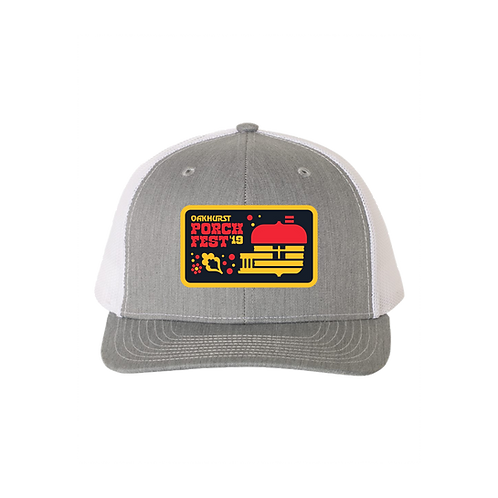 Gray-Patch Hat