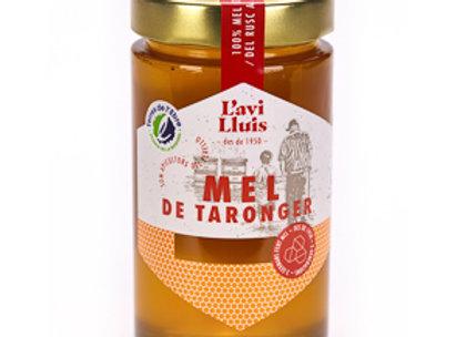 """1/2 kg. Oranjebloesem honing """"Mel de l'avi Lluís"""""""