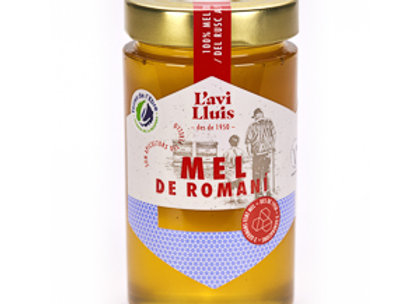 "1/2 kg Rozemarijn honing ""Mel de l'avi Lluís"""