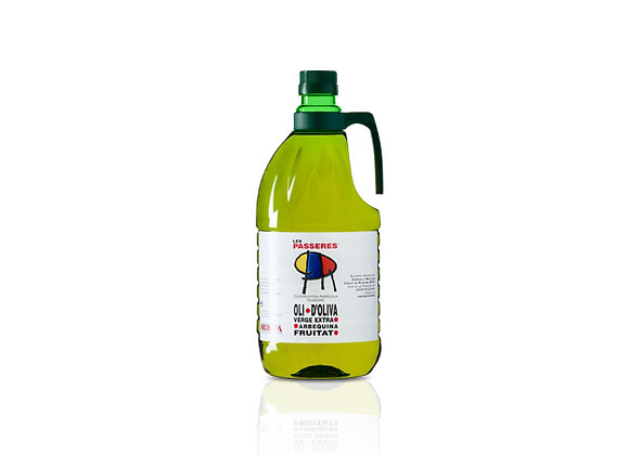 Olijfolie Arbequina 2 l. (Nieuwe oogst 2020)