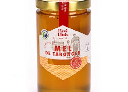 """1 kg. Oranjebloesem honing """"Mel de l'avi Lluís"""""""