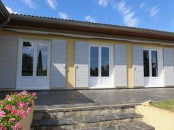 Portes fenêtres en PVC