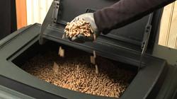 woodpellets