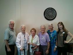 Seniors Aging Gracefully Gathering