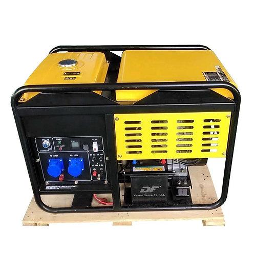 Дизельгенератор мощность 5 кВт 380В  (230В-1.7кВт)