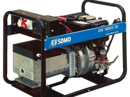Дизельный генератор 380В мощностью 10кВт SDMO DX 10015 TE