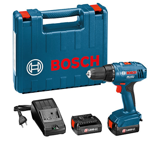 Аккумуляторная дрель-шуруповерт Bosch GSR 1440-LI