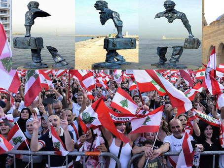 """""""فلسفة"""" النظام للإغتراب اللبناني ولحظة 17 تشرين الثورية"""