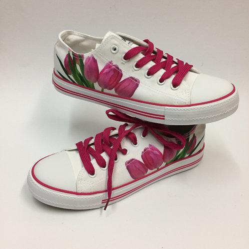 Sneakers Tulpen