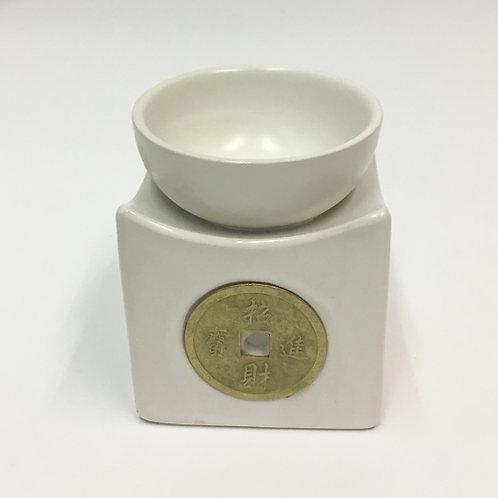 olie verdamper water parfum olie kaarsje geur olie geluk munt china wit