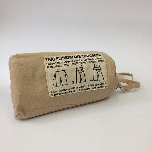 Fisherman's Trouser zand