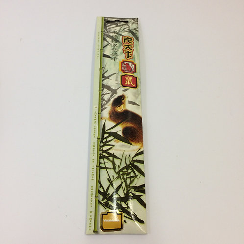 Wierook  rat Chinese Horoscoop incense
