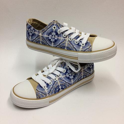 Sneakers Tegel