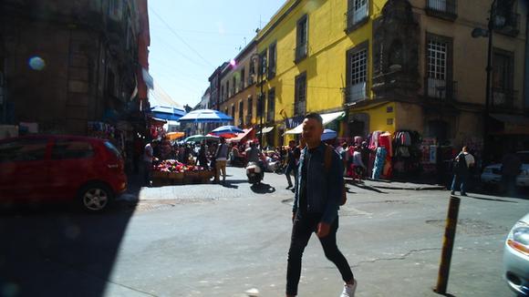 "Patron ""Mexico City"""