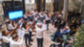 Early Music Youth Orchestra in London