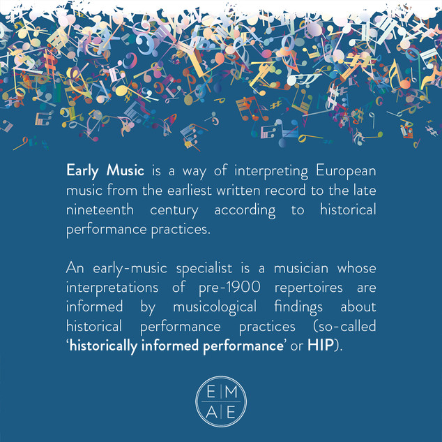 Early music definition
