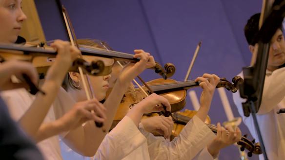 String Playing Liverpool UK