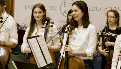 Early Music string concert UK