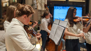 EMAE Early Music Youth Orchestra at Fora Borough London