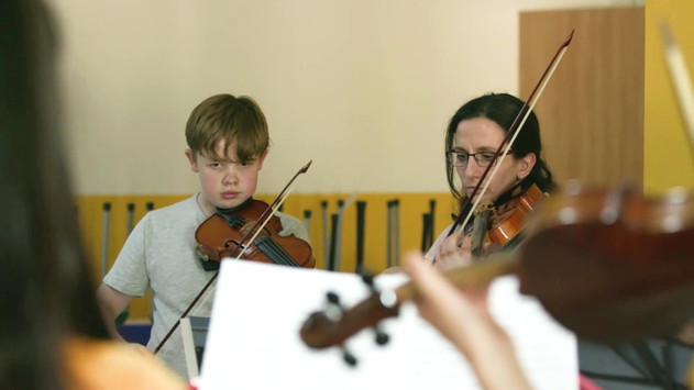 Liverpool String Academy Intermediate