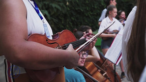 Early Music Youth Orchestra Concert Catalunia