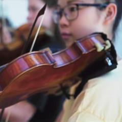 EMYO first violins
