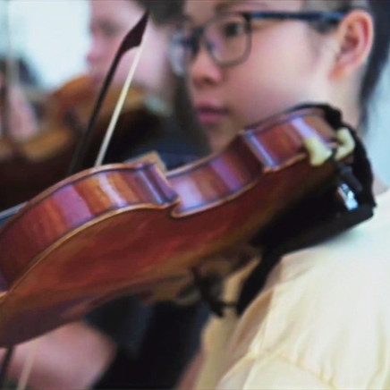 Violin String Playing Classical Music Liverpool UK