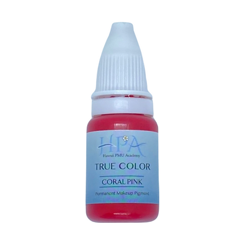 True Color 色素 コーラルピンク