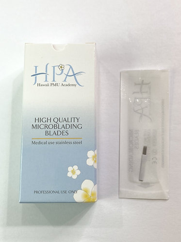 HPA Double Shading Needle Flat 9