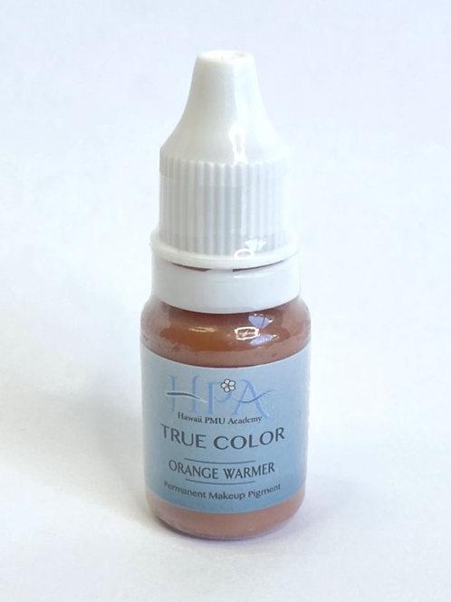 True Color 色素 オレンジウォーマー
