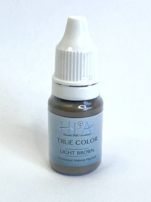 True Color 色素 ライトブラウン
