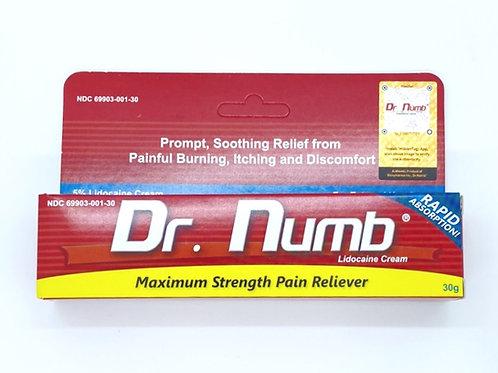 Dr. Numb 痛み止めクリーム
