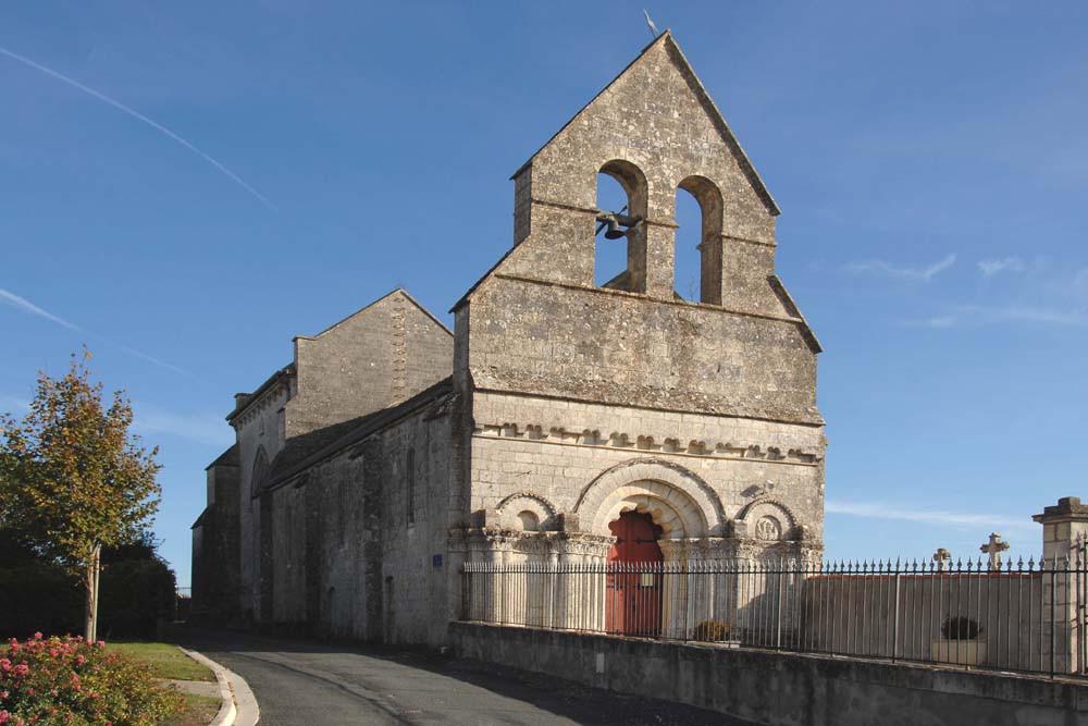 Eglise Saint Clément - 17430 - Cabariot