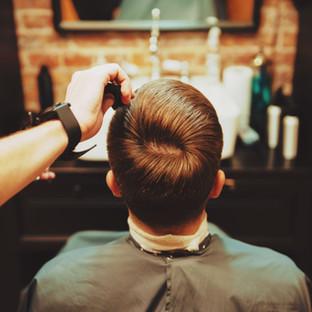 Erster Haircut