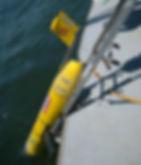 First glider deployment