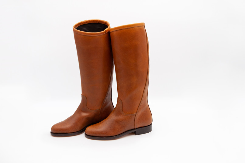 HIGH BOOTS - GOODYEAR WELTED