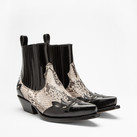 LOW WESTERN - GOODYEAR WELTED