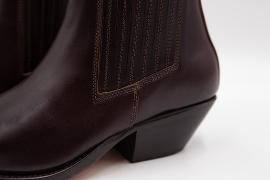 WESTERN LOW - GOODYEAR WELTED